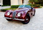 1954 Jaguar XK SESE 5565 miles